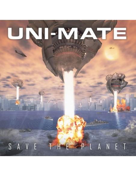 """VINILO LP UNI-MATE """"SAVE THE PLANET"""""""