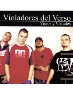 """VINILO 2LP VIOLADORES DEL VERSO """"VICIOS Y VIRTUDES"""""""