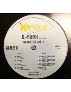 """G-FUNK PRESENTS """"CLASSICS VOL.2: WARREN G"""" MX"""