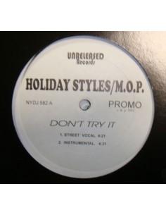 HOLIDAY STYLES feat. MOP & GHOSTFACE KILLA MX