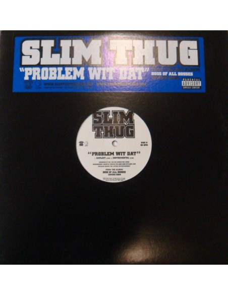 "SLIM THUG ""PROBLEM WIT DAT"" MX"