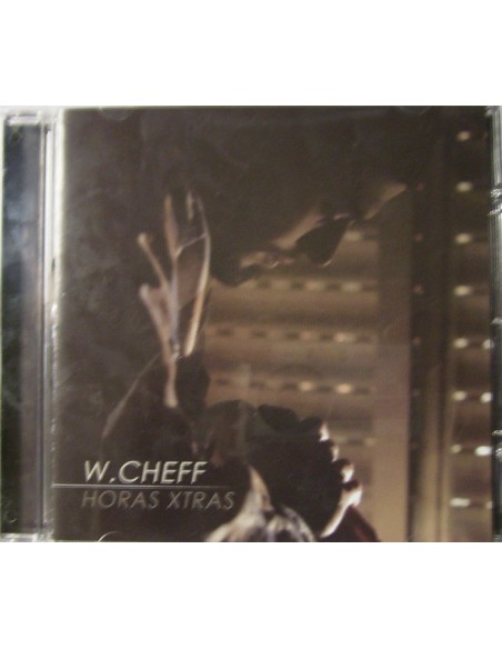 "CD W.CHEFF ""HORAS XTRAS"""