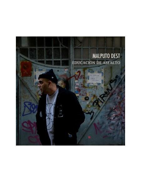 """CD MALPUTO DEST  """"EDUCACION DE ASFALTO"""""""