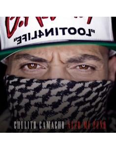 """CD CHULITO CAMACHO """"ALZO MI PUÑO"""""""