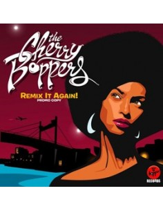 "THE CHERRY BOPPERS ""REMIX  IT AGAIN"" Cd"
