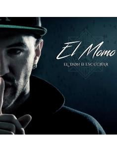 "CD MOMO ""EL DON DE ESCUCHAR"""