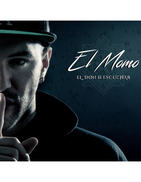 "PRE-RESERVA CD MOMO ""EL DON DE ESCUCHAR"""