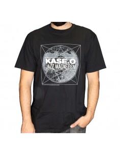 Camiseta conmemorativa KASE.O JAZZ MAGNETISM FIN DE GIRA