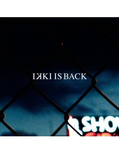 "CD IKKI ""IKKI IS BACK"""