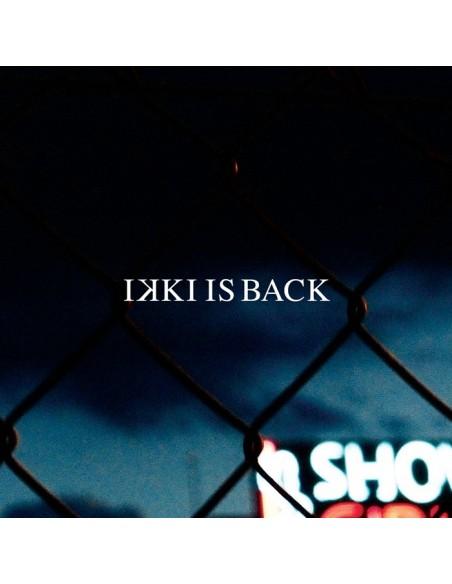 "CD IKKI ""IKKI IS BACK"""