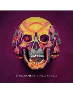 """CD ETHEL SAPIENS """"SKULLS & SKILLS"""""""