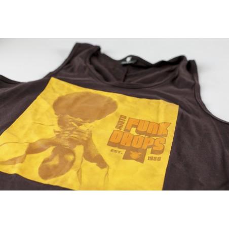 Camiseta de tirantes de chica JAVATO JONES FUNK DROPS