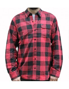 Camisa CNF RUBY RED