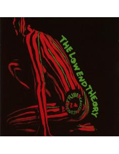 "CD A TRIBE CALLED QUEST ""THE LOW END THEORY"""