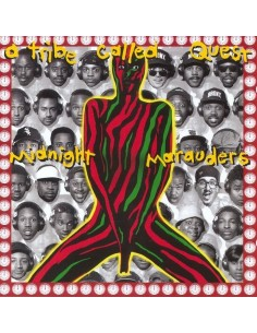 "CD A TRIBE CALLED QUEST ""MIDNIGHT MARAUDERS"""