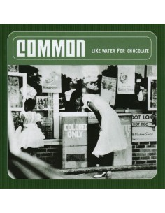 "CD COMMON ""LIKE WATER FOR CHOCOLATE"""