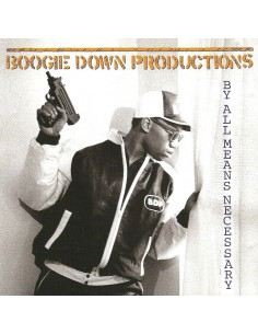 VINILO LP BOOGIE DOWN PRODUCTIONS