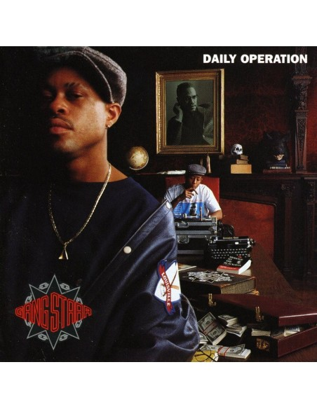 """CD GANG STARR """"DAILY OPERATION"""""""