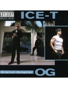 "CD ICE T ""O.G. ORIGINAL GANGSTER"""