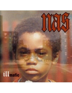 "VINILO LP NAS ""ILLMATIC"""