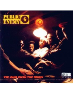 "CD PUBLIC ENEMY ""YO! BUM RUSH THE SHOW"""