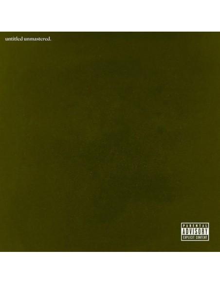 "VINILO  LP KENDRICK LAMAR ""UNTITLED UNMASTERED"""