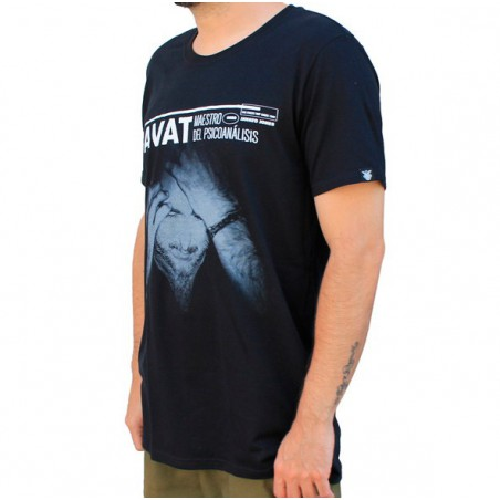 "Camiseta  JAVATO JONES ""MAESTRO DEL PSICOANÁLISIS"""
