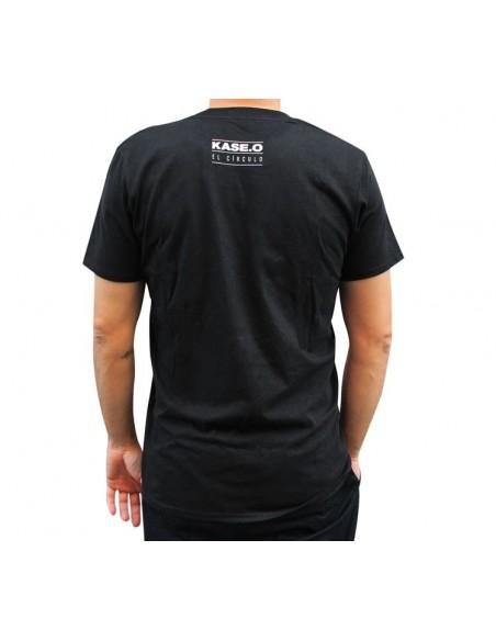 Camiseta KASE.O EL CÍRCULO
