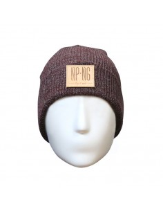 Gorro NPNG BUCKET KEEP BURGUNDY