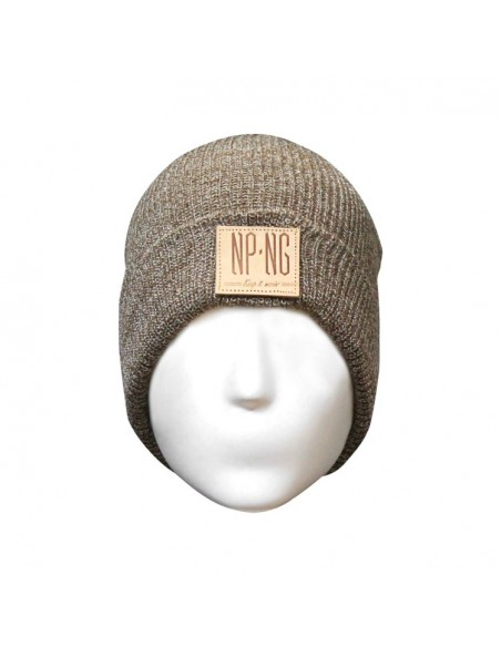 Gorro NPNG BUCKET KEEP OATMEAL