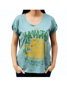 "Camiseta chica JAVATO JONES ""POBRE JAVATO"""