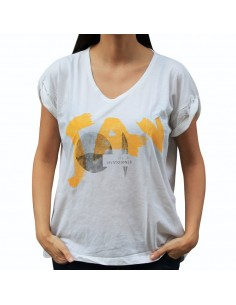 "Camiseta chica JAVATO JONES ""FIG. 02"""