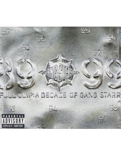 2CD GANG STARR