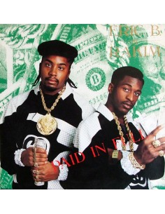 "CD ERIC B. & RAKIM ""PAID IN FULL"""