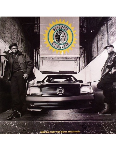 """CD PETE ROCK & CL SMOOTH """"MECCA AND THE SOUL BROTHER"""""""