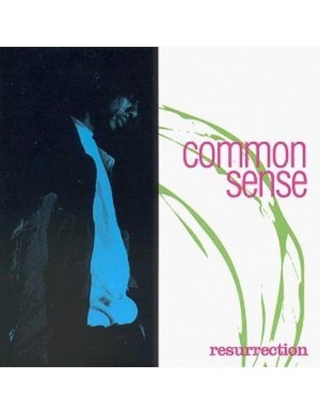 "VINILO LP COMMON ""RESURRECTION"""