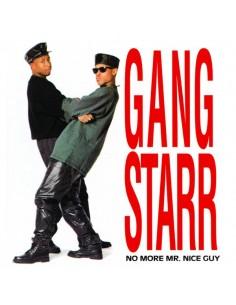 """VINILO LP GANG STARR """"NO MORE MR. NICE GUY"""""""