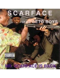 "VINILO LP SCARFACE ""MR. SCARFACE IS BACK"""