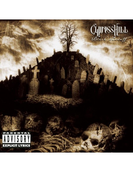 "CD CYPRESS HILL ""BLACK SUNDAY"""