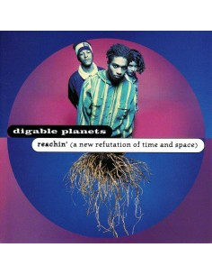 "CD DIGABLE PLANETS ""REACHIN'"""