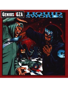 "CD GENIUS/GZA ""LIQUID SWORDS"""