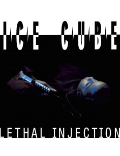 "CD ICE CUBE ""LETHAL INJECTION"""