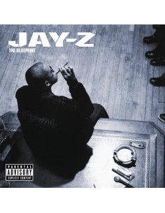 "CD JAY-Z ""THE BLUEPRINT"""
