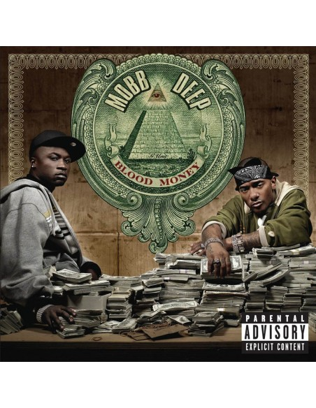"CD MOBB DEEP ""BLOOD MONEY"""
