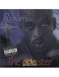 "CD RAKIM ""THE MASTER"""