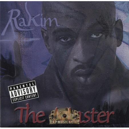 "CD RAKIM ""THE MASTER"""