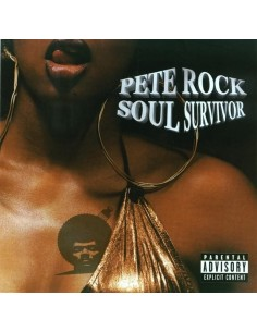 "CD PETE ROCK ""SOUL SURVIVOR"""