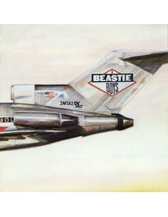 "CD BEASTIE BOYS ""LICENSED TO ILL"""