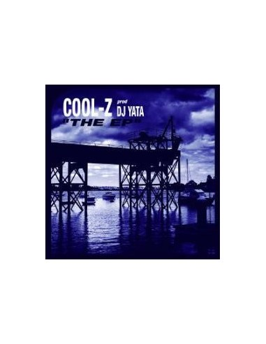 """VINILO EP COOL-Z """"THE EP"""""""