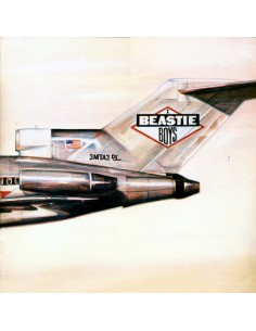 "LP BEASTIE BOYS ""LICENSED TO ILL"" 30TH ANNIVERSARY"